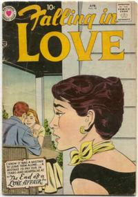 Cover Thumbnail for Falling in Love (DC, 1955 series) #18