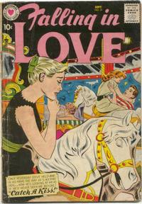 Cover Thumbnail for Falling in Love (DC, 1955 series) #21