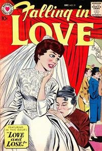 Cover Thumbnail for Falling in Love (DC, 1955 series) #31