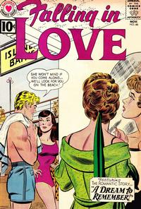 Cover Thumbnail for Falling in Love (DC, 1955 series) #46