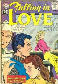 Cover Thumbnail for Falling in Love (DC, 1955 series) #51