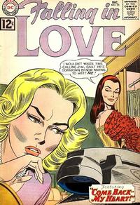 Cover Thumbnail for Falling in Love (DC, 1955 series) #55