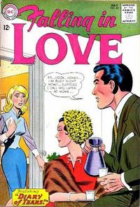Cover Thumbnail for Falling in Love (DC, 1955 series) #60