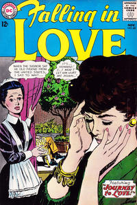 Cover Thumbnail for Falling in Love (DC, 1955 series) #63