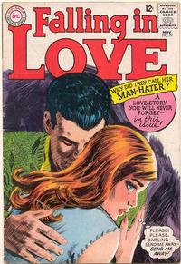 Cover Thumbnail for Falling in Love (DC, 1955 series) #79