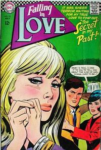 Cover Thumbnail for Falling in Love (DC, 1955 series) #92