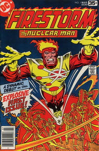 Cover Thumbnail for Firestorm (DC, 1978 series) #1