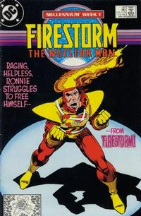 Cover Thumbnail for Firestorm the Nuclear Man (DC, 1987 series) #67