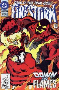 Cover Thumbnail for Firestorm (DC, 1990 series) #100 [Direct]