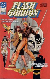 Cover Thumbnail for Flash Gordon (DC, 1988 series) #1