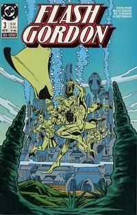 Cover Thumbnail for Flash Gordon (DC, 1988 series) #3