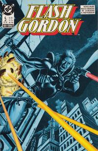 Cover Thumbnail for Flash Gordon (DC, 1988 series) #5