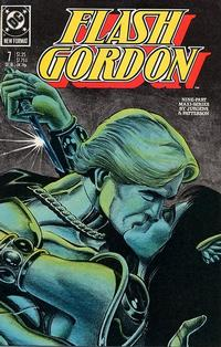 Cover Thumbnail for Flash Gordon (DC, 1988 series) #7