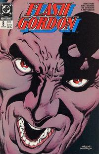 Cover Thumbnail for Flash Gordon (DC, 1988 series) #8