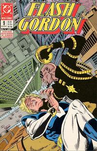 Cover Thumbnail for Flash Gordon (DC, 1988 series) #9