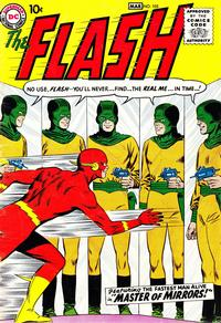 Cover Thumbnail for The Flash (DC, 1959 series) #105