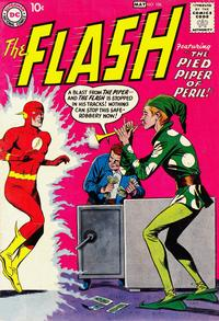 Cover Thumbnail for The Flash (DC, 1959 series) #106