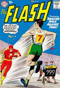 Cover Thumbnail for The Flash (DC, 1959 series) #107
