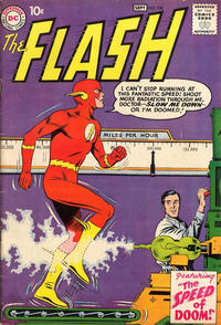 Cover Thumbnail for The Flash (DC, 1959 series) #108