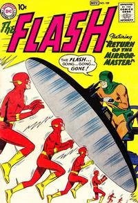 Cover Thumbnail for The Flash (DC, 1959 series) #109