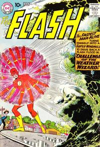 Cover Thumbnail for The Flash (DC, 1959 series) #110