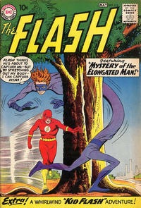Cover Thumbnail for The Flash (DC, 1959 series) #112