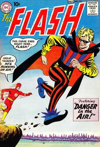 Cover Thumbnail for The Flash (DC, 1959 series) #113