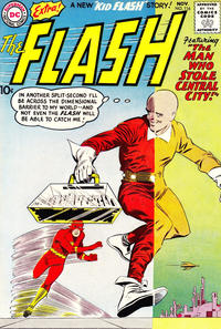 Cover Thumbnail for The Flash (DC, 1959 series) #116