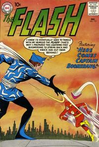 Cover Thumbnail for The Flash (DC, 1959 series) #117