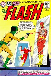 Cover Thumbnail for The Flash (DC, 1959 series) #119