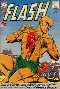 Cover Thumbnail for The Flash (DC, 1959 series) #120