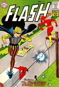 Cover Thumbnail for The Flash (DC, 1959 series) #121
