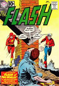 Cover Thumbnail for The Flash (DC, 1959 series) #123