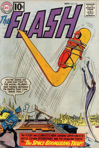 Cover Thumbnail for The Flash (DC, 1959 series) #124