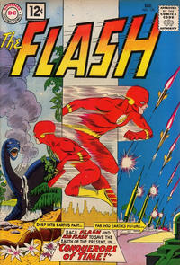 Cover Thumbnail for The Flash (DC, 1959 series) #125