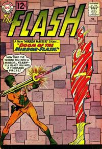 Cover Thumbnail for The Flash (DC, 1959 series) #126