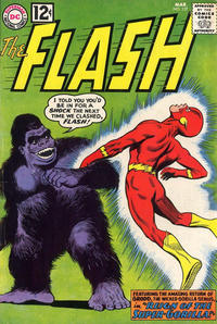 Cover Thumbnail for The Flash (DC, 1959 series) #127