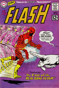 Cover Thumbnail for The Flash (DC, 1959 series) #128