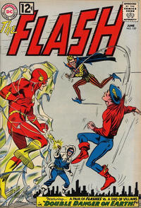 Cover Thumbnail for The Flash (DC, 1959 series) #129
