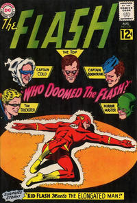 Cover Thumbnail for The Flash (DC, 1959 series) #130