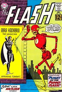 Cover Thumbnail for The Flash (DC, 1959 series) #133