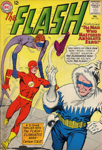 Cover Thumbnail for The Flash (DC, 1959 series) #134