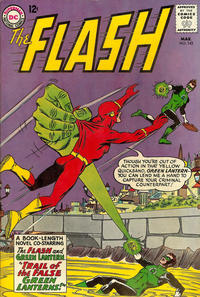 Cover Thumbnail for The Flash (DC, 1959 series) #143