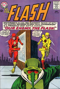 Cover Thumbnail for The Flash (DC, 1959 series) #147