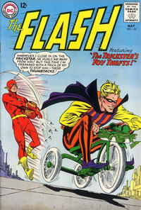 Cover Thumbnail for The Flash (DC, 1959 series) #152