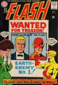 Cover Thumbnail for The Flash (DC, 1959 series) #156