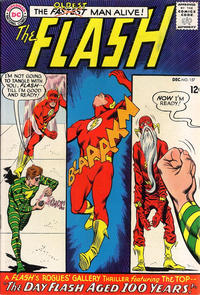 Cover Thumbnail for The Flash (DC, 1959 series) #157