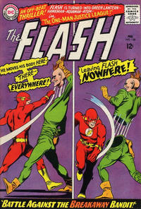 Cover Thumbnail for The Flash (DC, 1959 series) #158