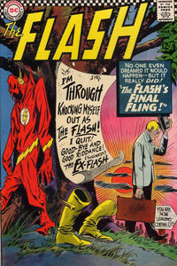 Cover Thumbnail for The Flash (DC, 1959 series) #159