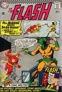Cover Thumbnail for The Flash (DC, 1959 series) #161